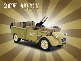 2cv Army