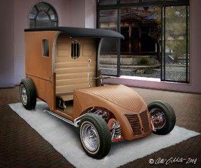 2cv C-Cab Hotrod