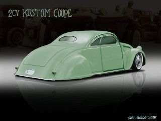 2cv Custom Coupe & Cabrio