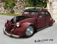 2cv Custom Scalops