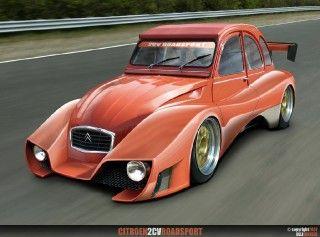 2cv Road Sport