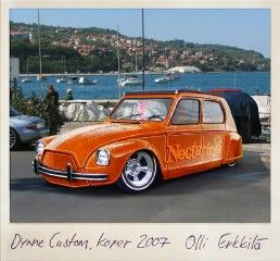Dyane Custom