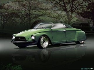 Dyane Coupe Part 1