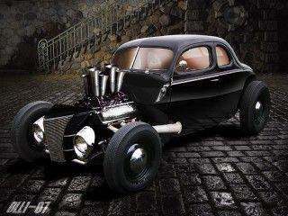 Ford Hot Rod 1940