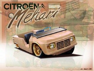 Mehari Lowrider
