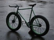 SUV aka Winter Fixie