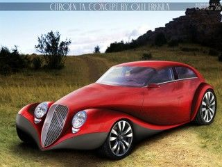 Citroën Traction Avant Concept
