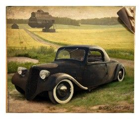 Citroën Traction Avant Coupe